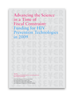 Advancing the Science in a Time of Fiscal Constraint