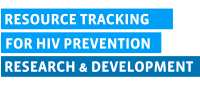 Resource Tracking for HIV Prevention Research & Development